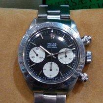 """롤렉스 (Rolex) Vintage Daytona """"Black Mark 1 Sigma Dial""""..."""