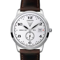 Junkers Herrenuhr Flatline Kleine Sekunde, 6334-1