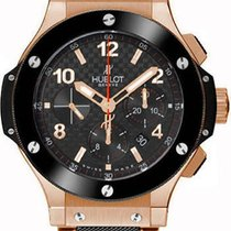 Hublot Big Bang Rose Gold Black Ceramic