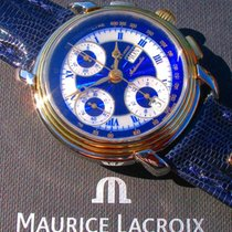 Maurice Lacroix Masterpiece Chronograph CRONEO