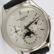 Patek Philippe Perpetual Calendar Weißgold 3940G