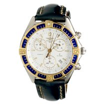 Breitling J Class Chronograph Gold/Steel