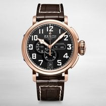 真力时 (Zenith) PILOT: TYPE 20 ANNUAL CALENDAR 48 MM