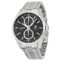 TAG Heuer Men's CAR2110.BA0724 Carrera Chronograph Watch
