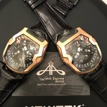 Urwerk UR-210 RG Red Gold