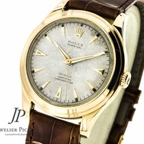 Rolex Extremely rare / Perpetual French Case 18k Rosegold