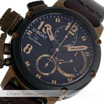 U-Boat Chimera Chrono 43 mm Black & Bronze ltd. 8015