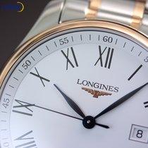 浪琴 (Longines) Men's Master Collection Date 42mm Steel  and...