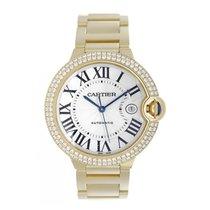 Cartier Ballon Bleu Automatic Mens Watch Ref WE9007Z3