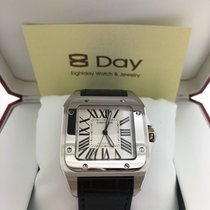 卡地亚 (Cartier) Eightday watch Santos 100 W20073X8