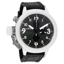 U-Boat Flightdeck 50 Automatic Carbon Fiber Dial Men's Watch