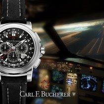 Carl F. Bucherer Carl F.  Patravi Traveltec GMT