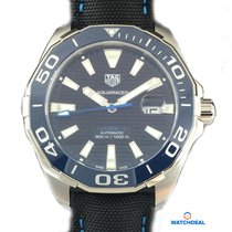 TAG Heuer Aquaracer Calibre 5 Automatik 43mm WAY201C.FC6395