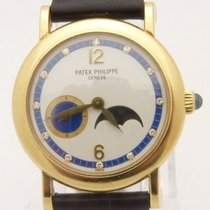 百達翡麗 (Patek Philippe) 4857J Lady's Watch Calatrava Diamond...