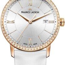 Maurice Lacroix Eliros EL1094-PVPD1-112-1 Damenarmbanduhr mit...