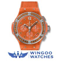 Hublot BIG BANG - TUTTI FRUTTI LINEN ORANGE CHRONOGRAPH Ref....