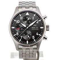 IWC Pilots  Watch Chronograph  IW377710  Neu inkl Mwst