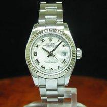 Rolex Lady Datejust Edelstahl Chronometer Automatic Damenuhr /...