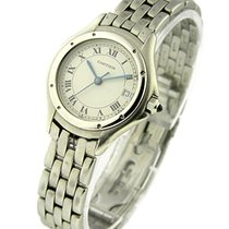 Cartier cougarladyss Ladys Cougar - Steel on Bracelet