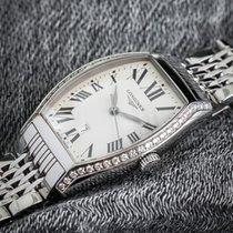 Longines Ladies' Evidenza Quartz Steel/Diamonds