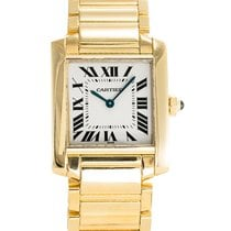 Cartier Watch Tank Francaise W50003N2