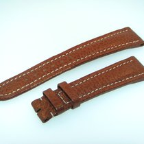 Breitling Band 20mm Brown Maron Calf Strap Ib20-08