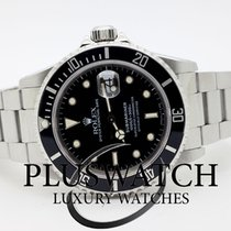 Rolex Submariner 16610T Ser . L 1990 JUST SERVICED 3461