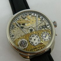 Ulysse Nardin - Yacht cockpit skeleton dial - marriage watch...