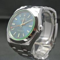 Rolex Milgauss GV Blue Dial m.Box+Garantiekarte (Europe Watches)