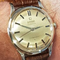 Omega Constellation solid 18k pink gold chronometer dated 1966