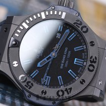 Hublot Big Bang King Black Ceramic All Black Blue LE