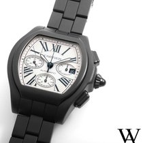Cartier PVD/DLC Roadster XL Chronograph 48mm  - Automatic 3405...