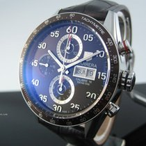 TAG Heuer Carrera Automatik Chronograph Day Date CV2A1S.FC6236