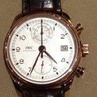 IWC Portugieser Chronograph Classic Rosegold IW390402