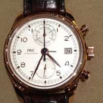 IWC Portugieser Chronograph Classic Rosegold IW390402