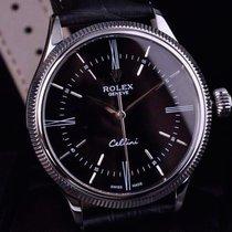 Rolex Cellini Time, Ref. 50509 - schwarzes Zifferblatt