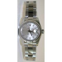 Rolex Datejust Lady's 179174 New Style Heavy Oyster Band...