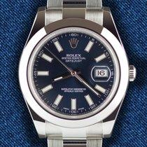 Rolex DATEJUST II - BLUE - 116300