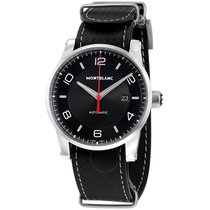 Montblanc Timewalker Urban Speed UTC E-Strap Black Dial...