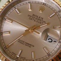 ロレックス (Rolex) DATEJUST ST GG REF 116233++NEU++FOLIERT++B&P