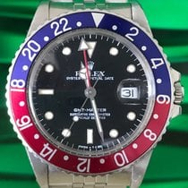 Rolex GMT - Master Ref. 16750 Top/Papiere/Box