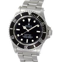 """롤렉스 (Rolex) Submariner No Date Stainless Steel 40MM """"M..."""