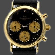 IWC Portofino Chronograph Edelstahl Automatik um 2008