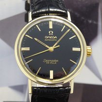 Omega Automatic Seamaster DeVille 17 Jewels Wristwatch