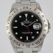 Rolex Explorer II 16570 #A3250 Box, aus 2001