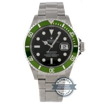 "Rolex Submariner Date ""Kermit"" 50th Anniversary..."