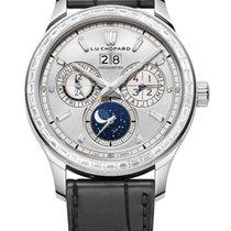 Chopard L.U.C Lunar One 18K White Gold & Diamonds Ladies...