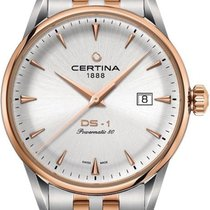 Certina DS-1 Powermatic C029.807.22.031.00 Herren Automatikuhr...
