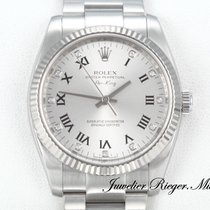 Ρολεξ (Rolex) Air King 114234 Stahl Weissgold 750 Diamanten...