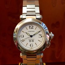 Cartier - Pasha Big Date - Automatic - Box and papers - 2475 -...
